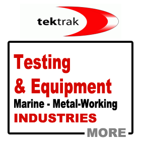 Tektrak Testing & Equipment Shop for Marine and Metal-Working
